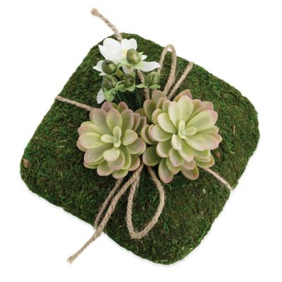 Lillian Rose™ Moss Ring Pillow