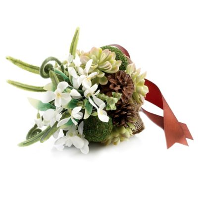 Lillian Rose™ Moss Bouquet