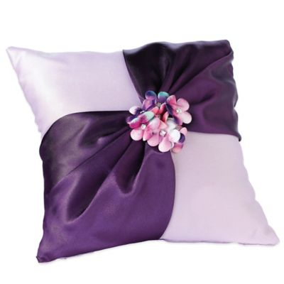 Lillian Rose™ Radiant Flower Ring Pillow