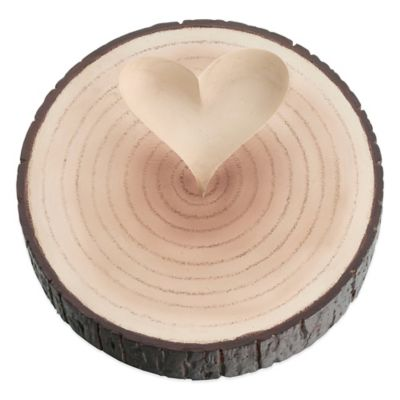 Lillian Rose™ Tree Trunk Ring Holder