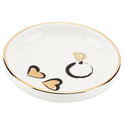 kate spade new york Daisy Place™ Ring Dish
