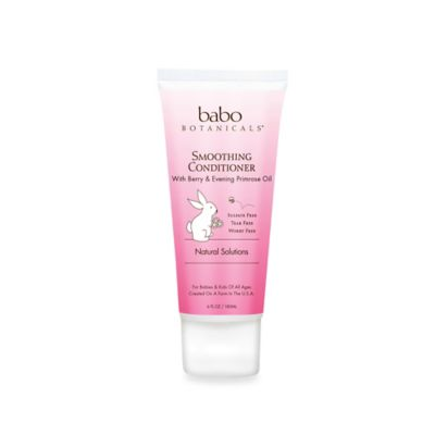 Babo Botanicals® Smoothing Conditioner in Berry Primrose