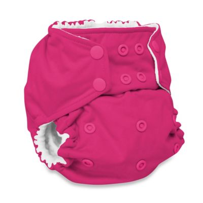 Solvent-Free Pocket Diaper