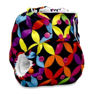 Kanga Care Rumparooz One Size Cloth Pocket Diaper in Jeweled