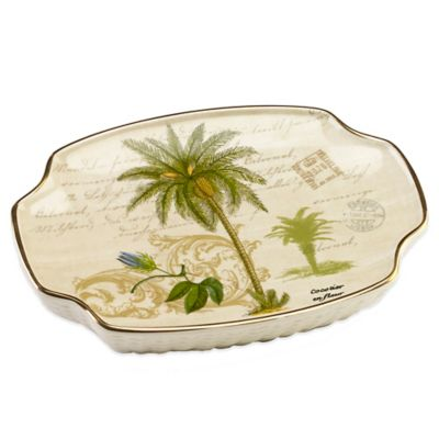 Avanti Colony Palm Soap Dish