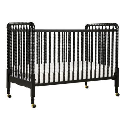 DaVinci Jenny Lind Stationary Crib in Ebony