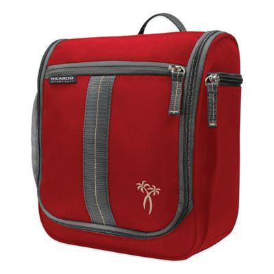 Ricardo® Essentials Hanging Travel Organizer in Red