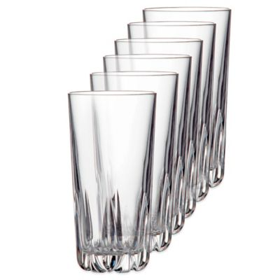 Royal Doulton® Belvedere Highball Glasses (Set of 6)