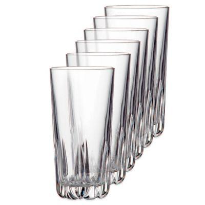 Royal Doulton Highball Glasses