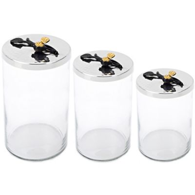 Glass Canisters Lids