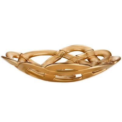 Gold Large Baskets