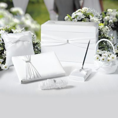 White Wedding Essentials