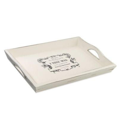 Lillian Rose™ True Love Wedding Tray