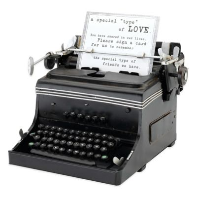 Lillian Rose™ 1945 Mini Typewriter