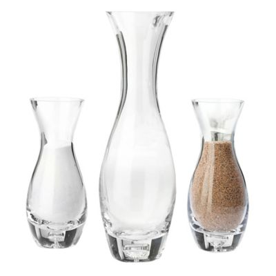 This Lillian Rose™ Unity Sand Vases with Tag (Set of 3)