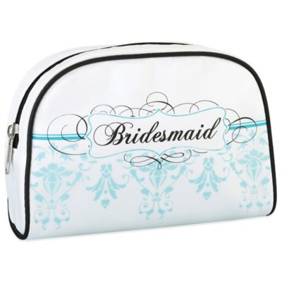 Lillian Rose™ Bridesmaid Medium Travel Bag in Aqua