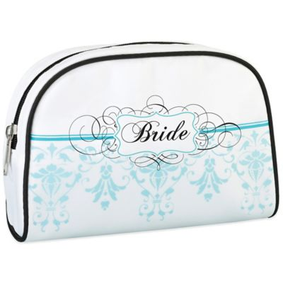 Lillian Rose™ Bride Medium Travel Bag in Aqua