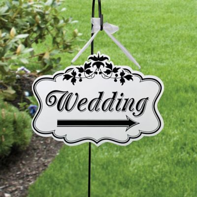 Lillian Rose™ Large Wedding Sign