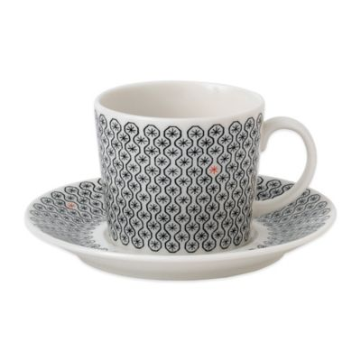 Royal Doulton® Foulard Star Teacup and Saucer