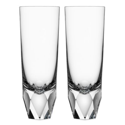 Cut Crystal Tumblers