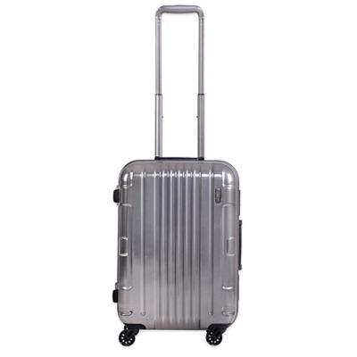 Lojel Kozmos 19.5-Inch Upright Spinner in Silver