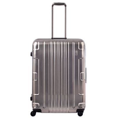 Lojel Kozmos 28-Inch Upright Spinner in Silver