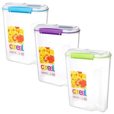 Lock and Lock Food Containers