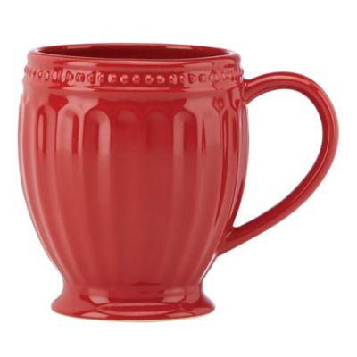 Dishwasher Safe Groove Mug