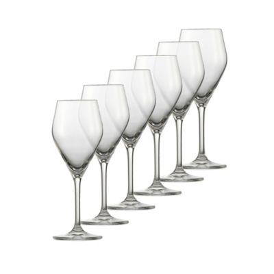 Schott Zwiesel Tritan Audience Riesling Glasses (Set of 6)