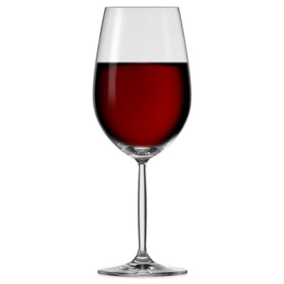 Schott Zwiesel Tritan Diva Living Bordeaux Glasses (Set of 6)
