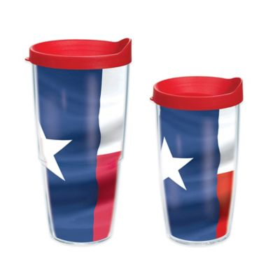 Tervis® Texas Flag 16 oz. Wrap Tumbler with Lid