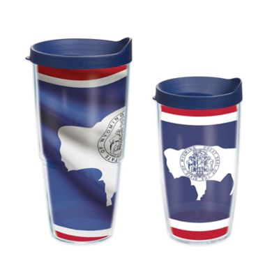 Tervis® Wyoming State Flag 16 oz. Wrap Tumbler with Lid