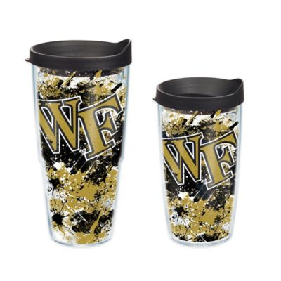 Tervis® Wake Forest 24 oz. Splatter Wrap Tumbler with Lid