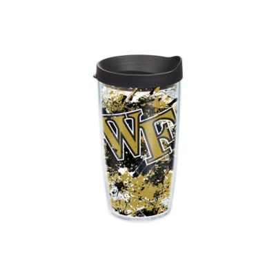Tervis® Wake Forest 16 oz. Splatter Wrap Tumbler with Lid