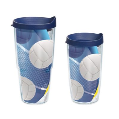Tervis® Serving It Up 16 oz. Wrap Tumbler with Lid