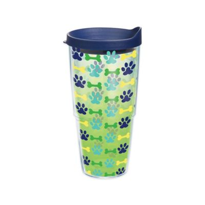 Tervis® Puppy Prints 24 oz. Wrap Tumbler with Lid