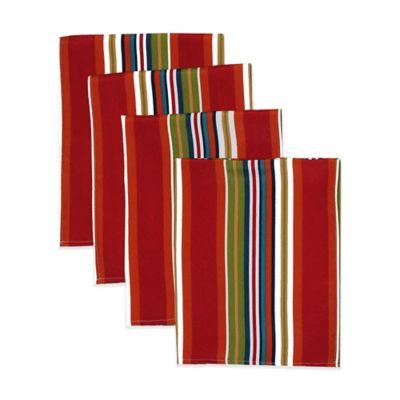 Mystic Stripe Napkins (Set of 4)