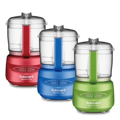 Blue Small Food Processors