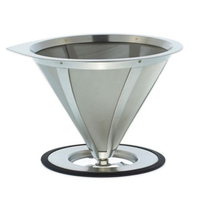 Grosche Ultra Mesh Stainless Steel Coffee Dripper