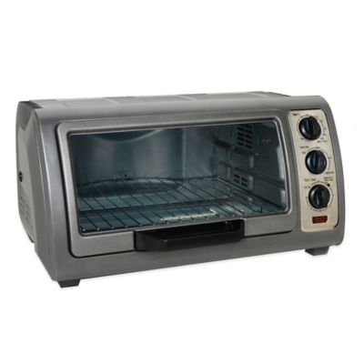 Hamilton Beach® 6-Slice Easy Reach Convection Oven