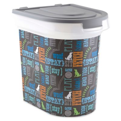 BPA Free Pet Food Container