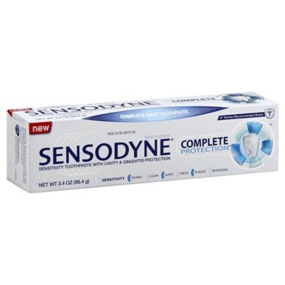 Sensodyne® 3.4 oz. Complete Protection Toothpaste