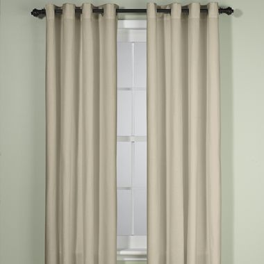 Union Square 84-Inch Window Panel in Khaki
