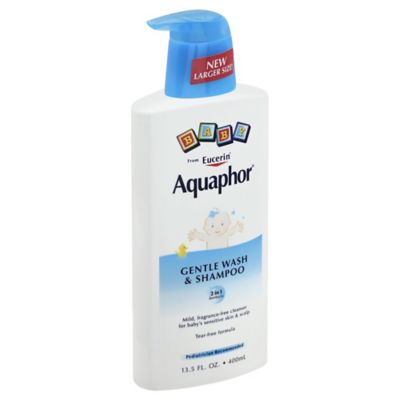 Eucerin® Aquaphor® 8 oz. Baby Gentle Wash and Shampoo