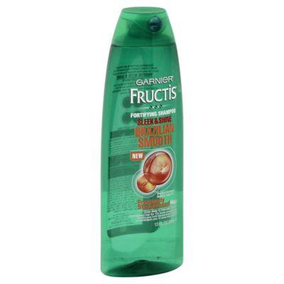Garnier® Fructis 13 oz. Sleek and Shine Brazilian Smooth Shampoo