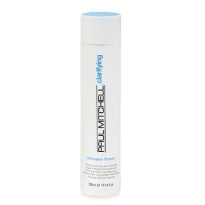 Paul Mitchell® 10.14 oz. Three® Clarifying Shampoo