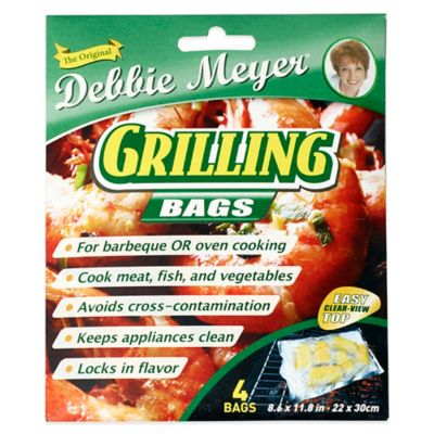 Debbie Meyer® Grilling Bags (Set of 4)