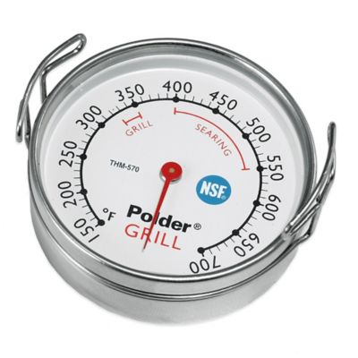 Polder® Grill Surface Thermometer