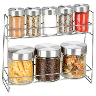 Home Basics® 8-Jar Spice Rack