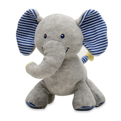 Baby Starters® Elephant Rattle Plush
